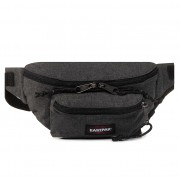 Чанта за кръст EASTPAK - Doggy Bag EK073 Black Denim 77H
