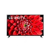 TELEVISION LED LG 43 SMART TV WEBOS, UHD, IPS 60 HZ ACTIVE HDR 10 3 HDMI 2 USB INTELIGENCIA ARTIFICIAL AI THINQ GOOGLE ASSISTANT AND AMAZON ALEXA QUAD CORE PROCESSOR
