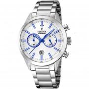 Reloj F16826/A Plateado Festina Hombre Timeless Chronograph Festina