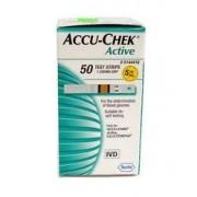 Accu-Check Active vércukor tesztcsík 50x