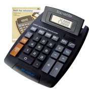Calculator ovaal desktop
