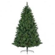 Merkloos Kunst kerstboom Ontario Pine 206 tips 120 cm
