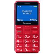 Panasonic Telefon KX-TU150 Czerwony