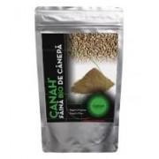 Faina din seminte de canepa, certificata ecologic 300gr CANAH