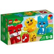 DUPLO PRIMELE MELE ANIMALUTE - LEGO (10858)