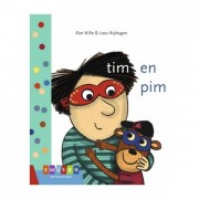 Zwijsen Boek Avi Sart Tim en Pim