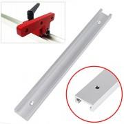 "Alcoa Prime 12"" 300mm T-tracks T-slot Track Jig Fixture Slot For Router Table Aluminum alloy"