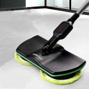 Újratölthető padlómosó tisztító - polírozó mop, Super MAID