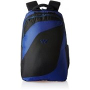 Wiki by Wildcraft COMPACT 3 BLUE Laptop Backpacks 30 L Backpack(Blue)