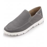 ALPINE PRO SHASHI Unisex obuv městská UBTJ124779 tmavě šedá 43