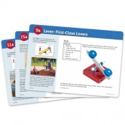 Learning Resources Machines Simple Activity Cards Set