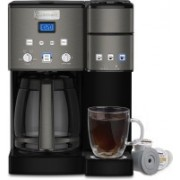 Cuisinart 0ZRVG18CH4J4 Personal Coffee Maker(Black)