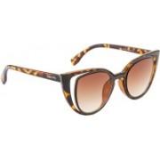 Hello Kitty Cat-eye Sunglasses(For Girls)