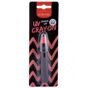 Deguisetoi Crayon maquillage rouge UV 3 g