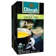 Dilmah All Natural Green Tea Pure Green 20st