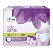 Essity Italy Spa Pannolone A Mutandina Tena Lady Pants Discreet Medium 12 Pezzi