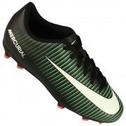 Chuteira Campo Nike Mercurial Vortex III FG Juvenil