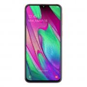 Samsung Galaxy A40, Dual SIM, 64GB, Coral