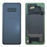Tampa traseira para Samsung Galaxy S10e G970F preta