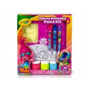 Trolovi - Trolls Deluxe washable paint kit (54-0156)