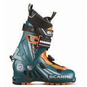 Scarpa F1 Evo Manual - Petrol Blue - Chaussures de ski 29.5