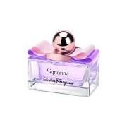 Signorina Salvatore Ferragamo - Perfume Feminino - Eau de Toilette 100ml