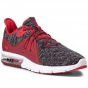 Обувки NIKE - Air Max Sequent 3 921694 015 Black/University Red/White