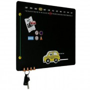 KolorCoolkit Magneetbord Yellow Taxi