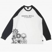 Long Sleeved Crew New t-shirt