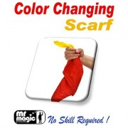 Color Changing Scarf by Mr. Magic