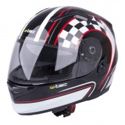 W-tec Moto Přilba W-Tec V122 Černá S Grafikou Xl (61-62)