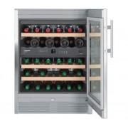 Wijnklimaatkast RVS | 34 Flessen | Liebherr | 123 Liter | WTes 1672 | 60x58x(h)82cm