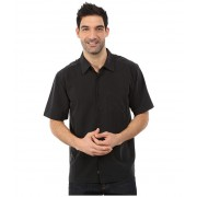 Quiksilver Clear Days 4 Traditional Polynosic Woven Top Black