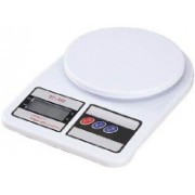 national star 400 sf Weighing Scale(White)