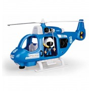 PinyPon Actión Helicoptero Policía - Famosa