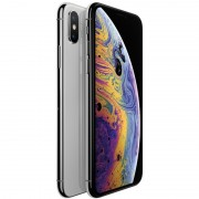 Smartphone Apple iPhone XS 64GB Prateado