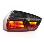 FK-Automotive luci posteriori LED BMW serie 3 E90 berlina anno di costr. 05-08 rosso/nero