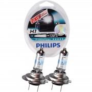 Becuri auto cu halogen pentru far Philips X-treme Vision +130% mai multa lumina H7 12V 55W PX26D Kft Auto