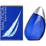 Nautica Aqua Rush Eau de Toilette para homens 100 ml
