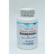Magneziu sinergistic (90 capsule) - pentru imbunatatirea sistemului imunitar si marirea absorbtiei