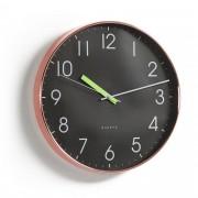 Kave Home Reloj de pared Saanvi Ø 40 cm