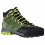 Montura - Dual Trek GTX - Chaussures d'approche taille 10;10,5;11;12;12,5;7;7,5;8;8,5;9;9,5, noir/bleu
