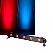 Proiector liniar disco ADJ LED VBAR PAK Wall-Washer