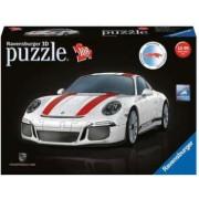 Puzzle 3D Porsche 911R Ravensburger 108 piese