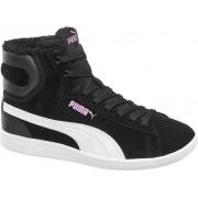 Puma sneakersy Puma Vikky Mid Puma czarne