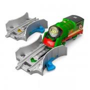 Percy Trenulet Locomotiva Motorizata Turbo Speed Thomas&Friends Track Master