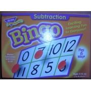 Bingo En Anglais : Numbers + Addition + Subtraction