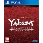 Sega The Yakuza - Remastered Collection - Day One Edition
