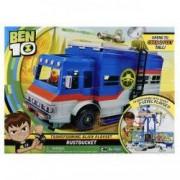 Set joaca Ben Ten RustBacket figurine accesorii camion extensibil albastru