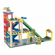 KidKraft Garage Mega Ramp Racing Set